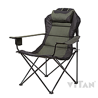 Кресло складное Vitan Мастер-Карп зеленый