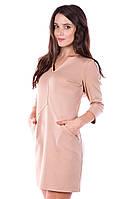 Платье весеннее Бекхем