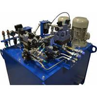 Изготовление маслостанций (гидростанций)