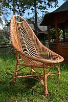 Кресло из лозы ручной работы