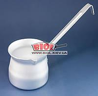 Турка (кофеварка) алюминиевая 500мл Калитва (19500)