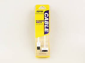 USB кабель Aspor A104 for iPhone 4 , фото 3