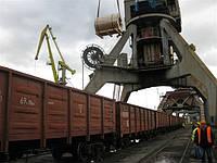 Железнодорожные перевозки в Афганистан.