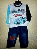Костюм  для мальчика, джинсы и джемпер, фото 2