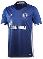 """Футбольная форма Adidas """"Schalke 04"""" 2016-17 КОНОПЛЯНКА №11"""