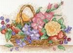 "Набор для вышивания ""Цветочная корзина (Floral Basket)"" ANCHOR"
