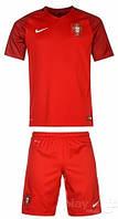 Футбольная форма сборной Португалии Nike Portugal  2016-18