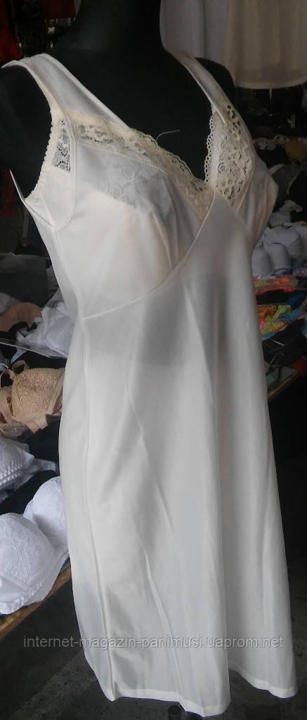 Шелковые ночнушки больших размеров 3 цвета в наличии , производство Польша