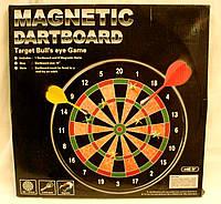 """Дартс магнітний 14"""" Magnetic Dartboard (35.5 см)"""