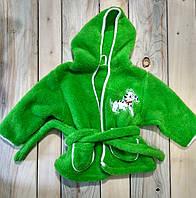 Детский халат от 1 до 4 лет