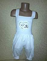 ПолуКомбинезон детский на девочку, фото 1