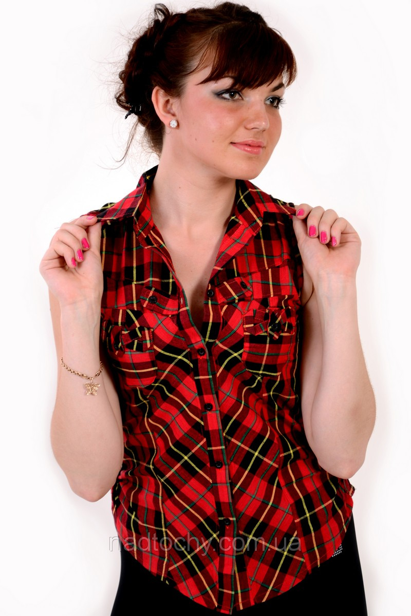 Блуза рубашка женская( БЛ 036-0)