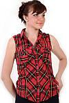 Блуза рубашка женская( БЛ 036-0), фото 2
