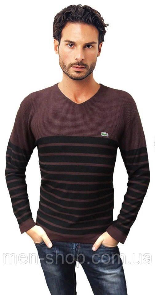 Мужской теплый свитер Lacoste