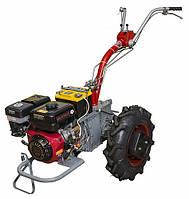 Мотоблок Мотор Сич МБ-9Е с бензиновым двигателем WIEMA WM177FЕ/Р (электрический) Бесплатная доставка