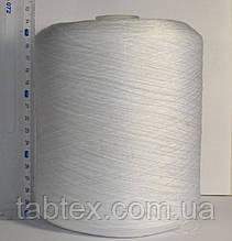 Швейная Нитка  40/2 1 кг(32660 м ) белая ровная китай