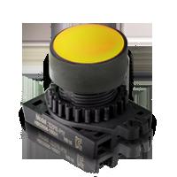 Выключатели и переключатели, сигнальные лампы и зуммеры, серии S, L, B