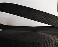 Тесьма №3.8см (50ярд=45,72метра) черн (кит.) 21,5 г/м