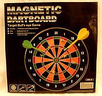 """Дартс магнітний 16"""" Magnetic Dartboard (40.5 см)"""