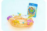 Круг для купания малышей с рождения «Малятко»