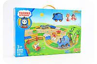 Железная дорога «Томас и друзья» (свет, звук, 151 элемента) 8906
