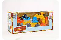 Машинка игровая детская «Экскаватор»