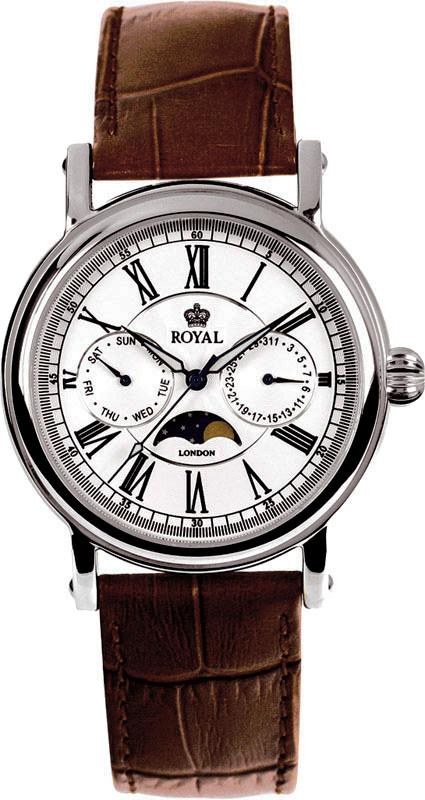 Чоловічий годинник Royal London 40089-01  продажа 9047b41361e52