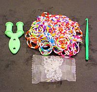 Набор резиночек для плетения-12 шт.