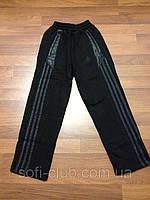 Детская одежда оптом Штаны adidas зимние теплые для мальчиков оптом 9-12лет
