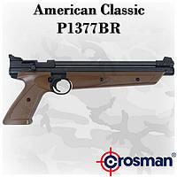 Мультикомпрессионный пистолет Crosman P1377BR american classic