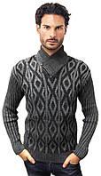 Качественный мужской свитер Турецкого производства