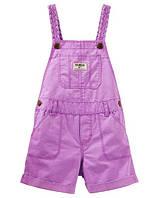 Комбинезон джинсовый для девочки OshKosh, размер 18М