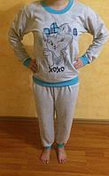 Пижама женская байка