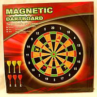 """Дартс магнітний 18"""" Magnetic Dartboard (45.5 см)"""