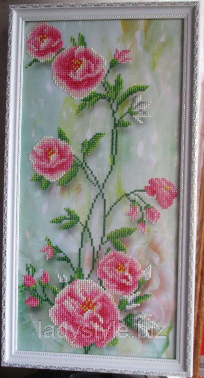 """Картина """"Квіти """" в'юн"""" від студії LadyStyle.Biz"""