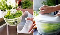 Сушка для зелени и ягод (центрифуга / салатосушка)