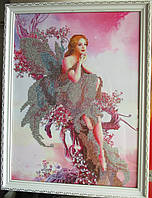 """Картина """"Ельфійська принцеса"""" від студії LadyStyle.Biz, фото 1"""