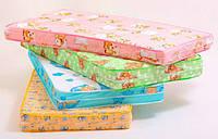 Матрас детский  для кроватки 3-х слойный Кокос-Поролон-Кокос 003