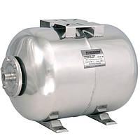 Бак для насосной станции на 50 литров. Гидроаккумулятор Насосы+ HT 50SS