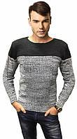 Стильный и теплый мужской свитер