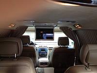 Потолочные тв мониторы в авто