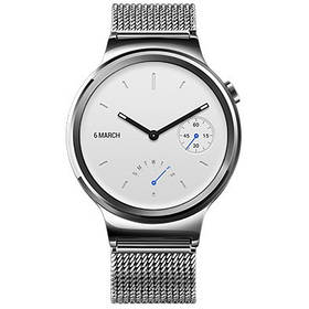 Умные часы HUAWEI Watch (Stainless Steel with Stainless Steel Mesh Band) UA-UСRF