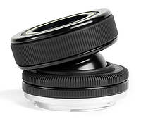 Lensbaby Composer Pro with Double Glass на Canon Nikon Sony Pentax
