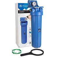 Фильтр  для холодной воды 20 дюймов  Big Blue Aquafilter FH20B1-B-WB