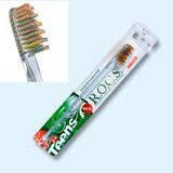 Зубная щетка РОКС Teens. Модельная мягкая