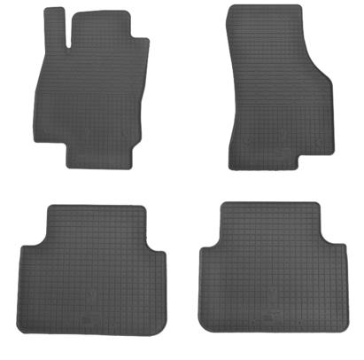 Коврики в салон для Volkswagen Passat B8 14-/Skoda SuperB 2015- (комплект - 4 шт) (снят с производства) 1024064