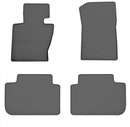 Килимки в салон для BMW X3 (E83) 04- (комплект - 4 шт) 1027064