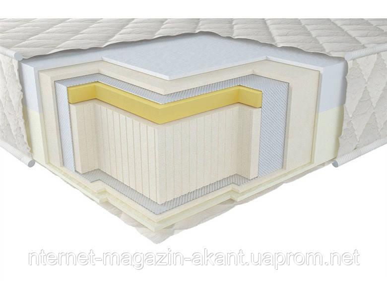 """Ортопедичний матрац у вакуумній упаковці ORTHO зима-літо ТМ""""Неолюкс"""", фото 1"""