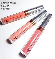 Суперстойкая матовая жидкая помада Anastasia Beverly Hills Liquid Lipstick Rouge a Levers // MUS A301 /02-1