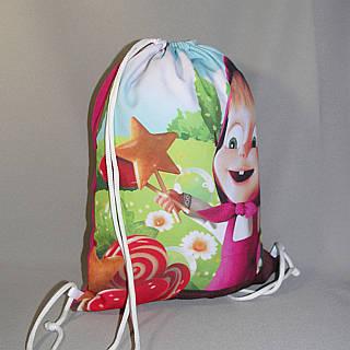 Рюкзак с печатью